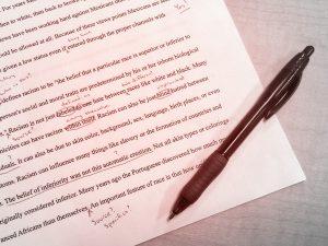 Correction, réécriture articles et textes web
